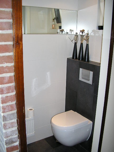 Sanitair installatie loodgietersbedrijf m bakker - Voorbeeld toilet ...